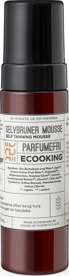 Ecooking Selvbruner Mousse