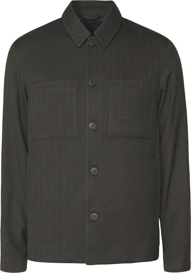 Marseille Herringbone Jacket