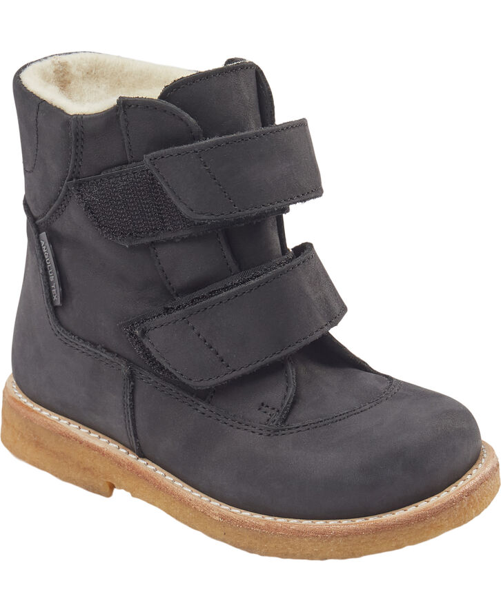 TEX-støvle med velcro