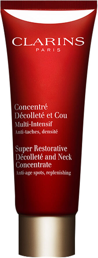 Super Restorative Decollete & Neck Concentrate 75 ml.