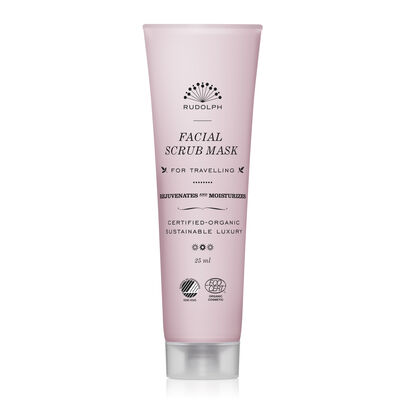 Acai Facial Scrub Mask Travelsize 25 ml.
