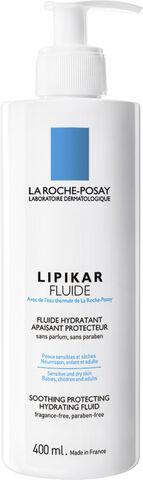 Lipikar Fluide 400ml - Til Normal Hud 400 ml.