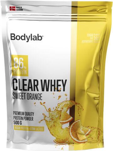 Bodylab Clear Whey Sweet Orange