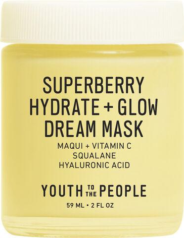 Superberry Hydrate - Glow Dream Mask