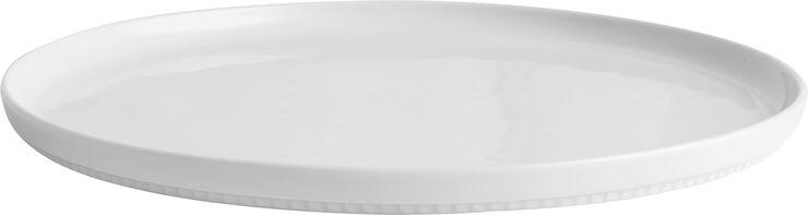 Toulouse tallerken flad, lige kant 26 cm