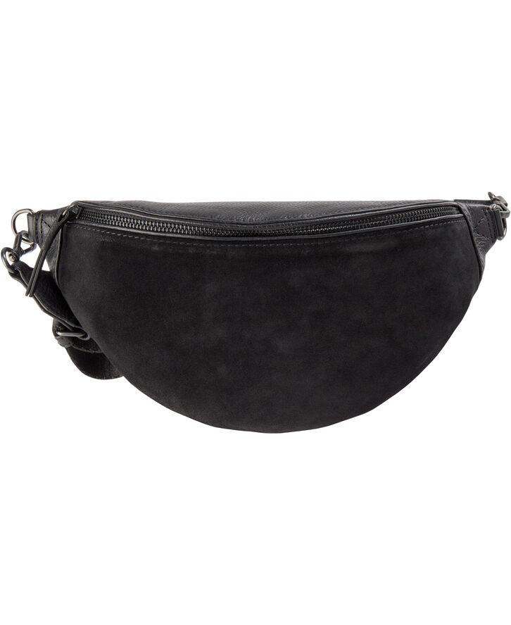 ElinorMBG Bum Bag, Suede Mix