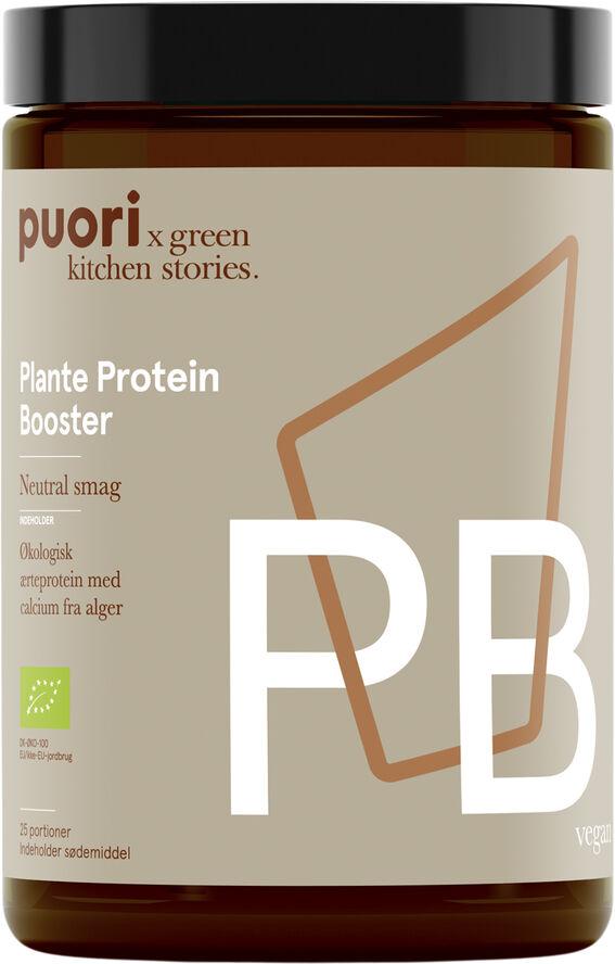 PUORI PB Økologisk Plante Protein Booster - 317g
