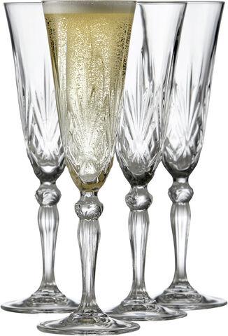 Champagne Melodia 16cl 4 stk.