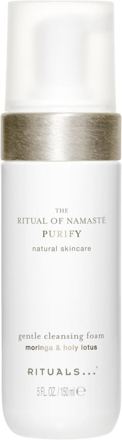 The Ritual of Namasté Gentle Cleansing Foam 150 ml