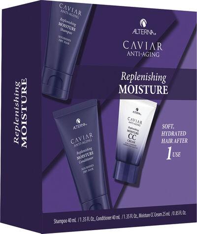 ALTERNA Caviar Anti-Aging Moisture Replenishing Moisture Trial Kit 105