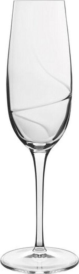 Aero 6 stk. champagneglas 23,5 cl.