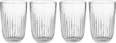Hammershøi glas 33 cl. 4 stk.