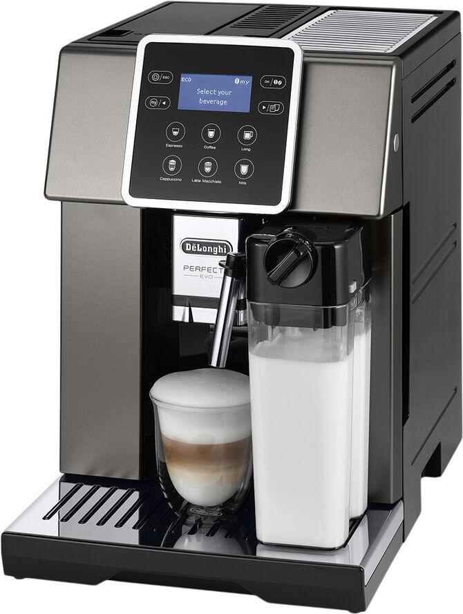 Bean to cup, coffee machine. ESAM