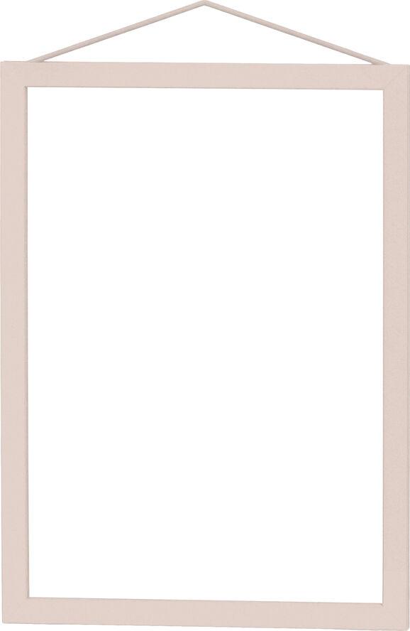 Colour Frame A5 Pale Rose