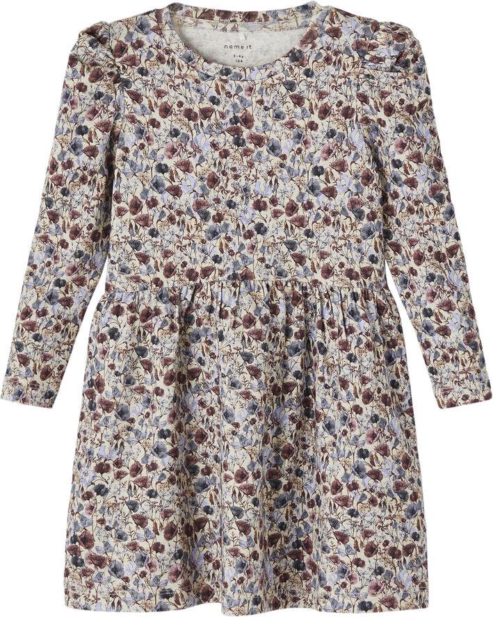 NMFBEFRIDA LS DRESS