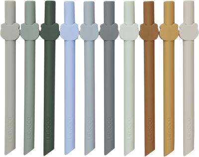 Badu straw 10-pack