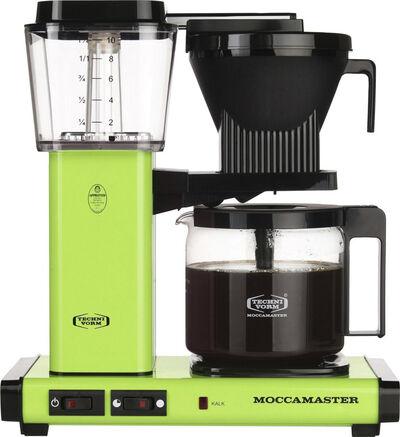 Kaffemaskine Fresh Green