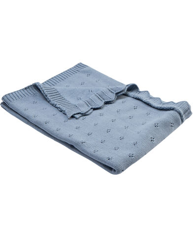 Pennie 1G Blue fog baby plaid