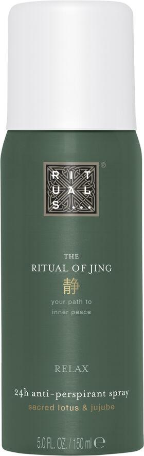 The Ritual of Jing Anti-perspirant Spray