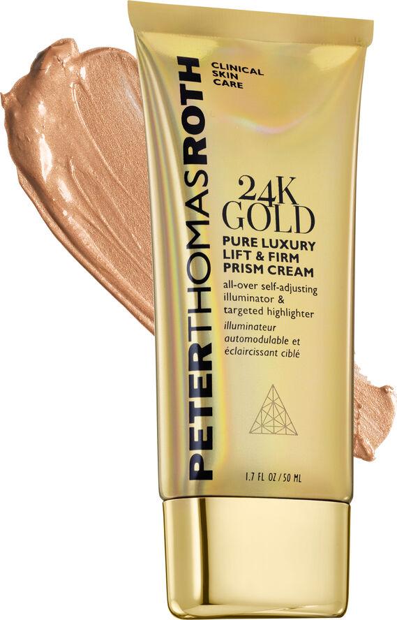 24k Gold Pure Luxury Lift & Firm Prism Cream 50 ml.
