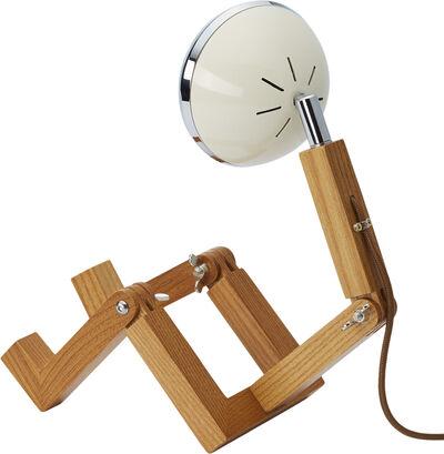 Mini Mr. Wattson LED Lampe - Vintage White