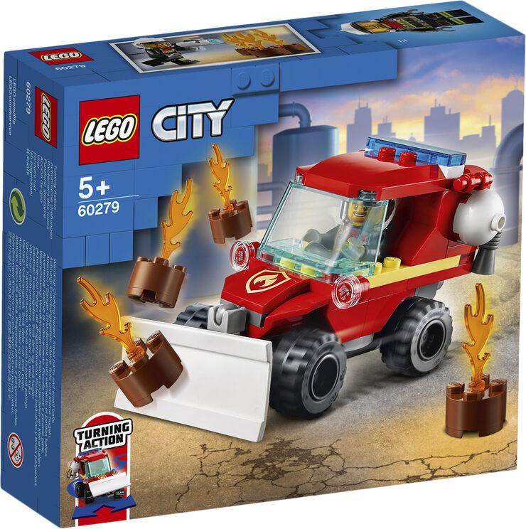 Brandslukningsbil