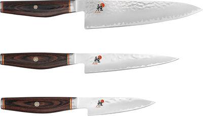 Knivsæt 3 dele MIYABI 6000 MCT