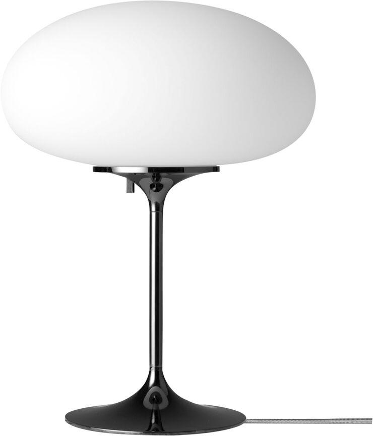Stemlite Table Lamp - H42, EU Black Chrome