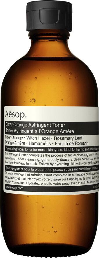 Bitter Orange Astringent Toner