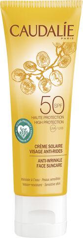 Anti-wrinkle Face Suncare SPF 50 50 ml