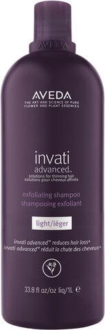 Invati Advanced Exfoliating Shampoo Light 1000ml
