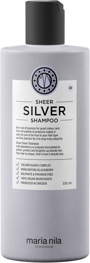 Sheer Silver Shampoo 350 ml