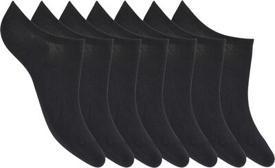 JBS in-shoe bamboo 7 pairs in a box