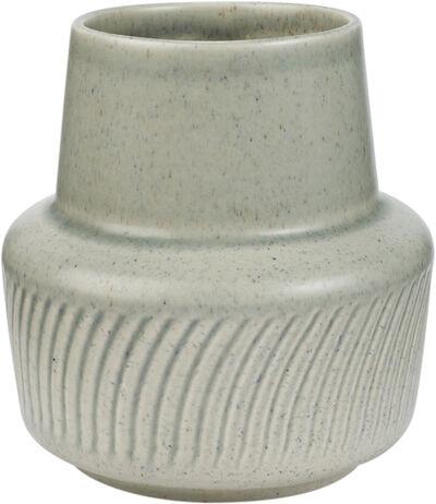 vase, light mint