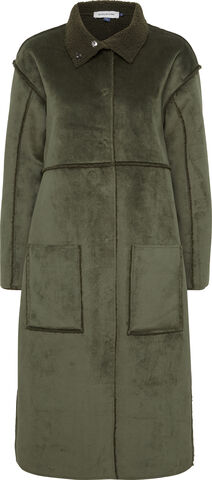 DHBelle Shearling Coat
