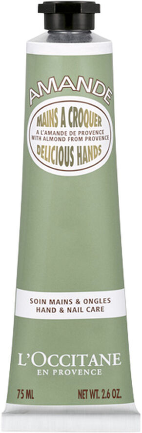 Almond Delicious Hands 75 ml.