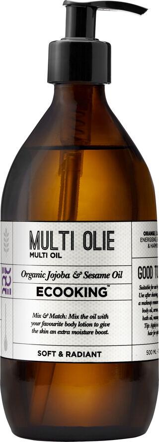 Multi Olie, 500 ml