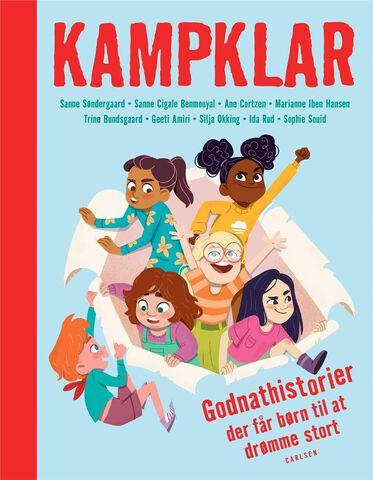 Kampklar - Godnathistorier der får børn til at drømme stort