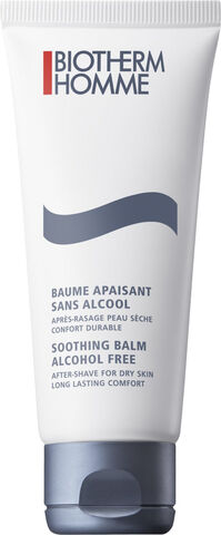 Biotherm Homme Soothing Balm - Alcohol Free
