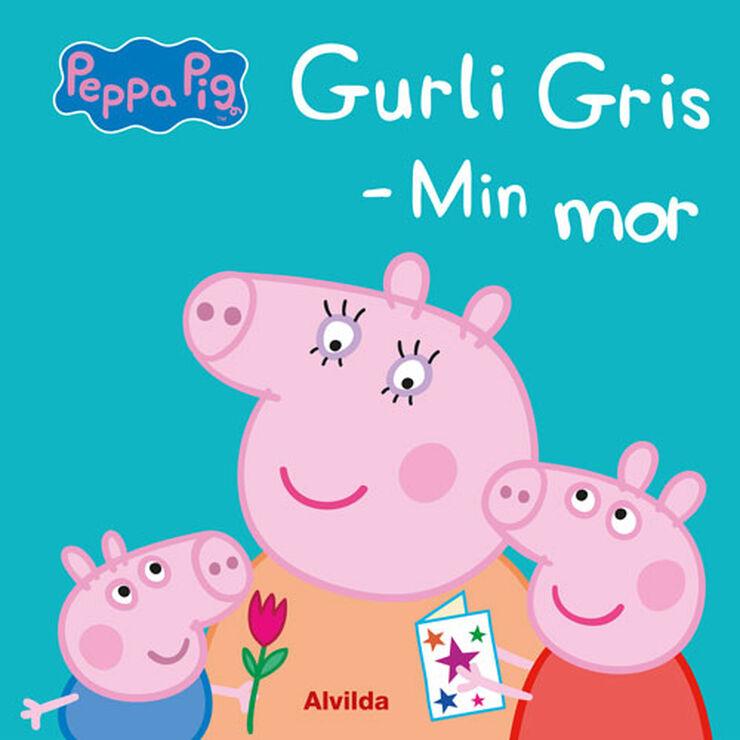 Peppa - Gurli Gris - Min mor (sæt a 3 stk. salgpris pr. stk 59,95)