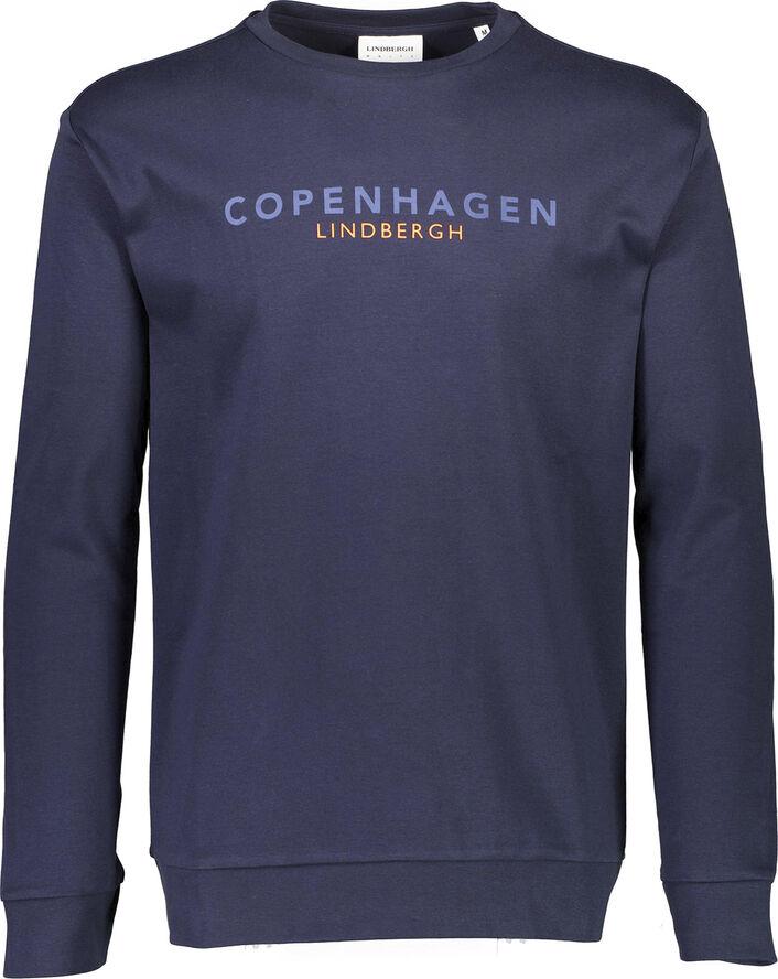 Copenhagen print sweatshirt