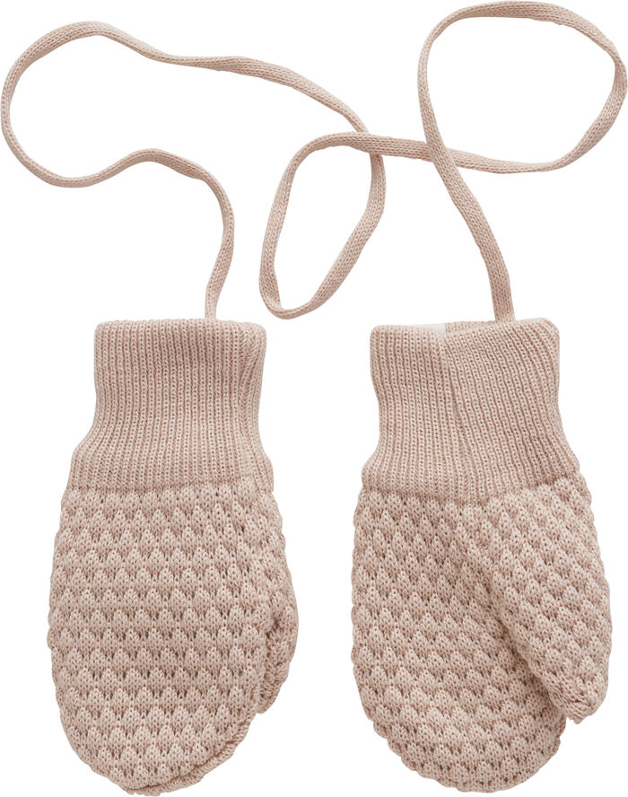 OSLO baby mittens