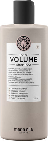 Pure Volume Shampoo 350 ml