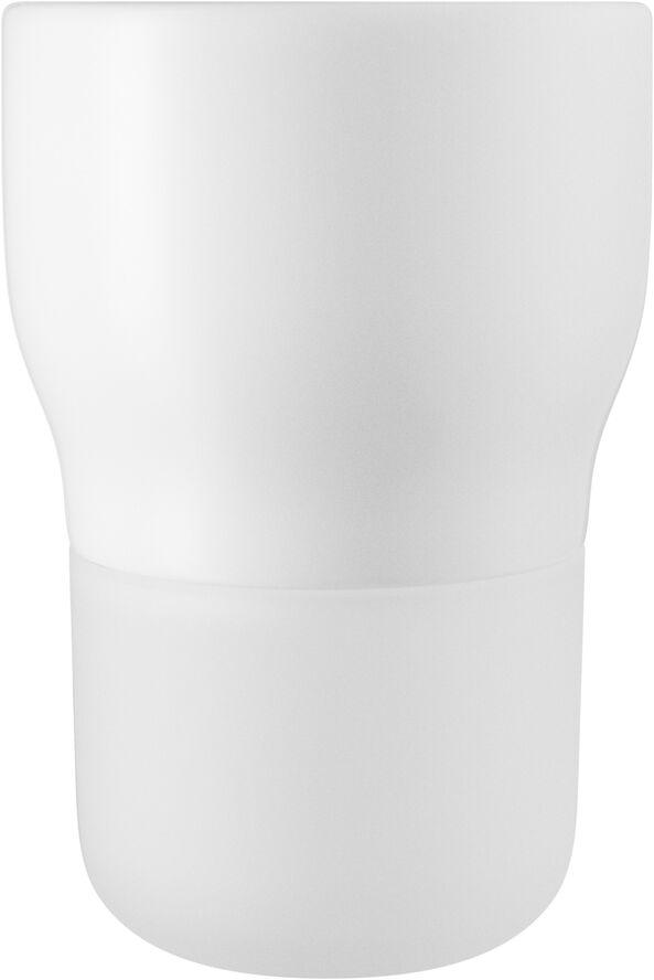 Urtepotte 9cm Chalk white