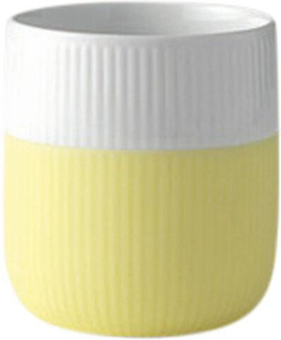 Riflet Contrast krus - Lemonade