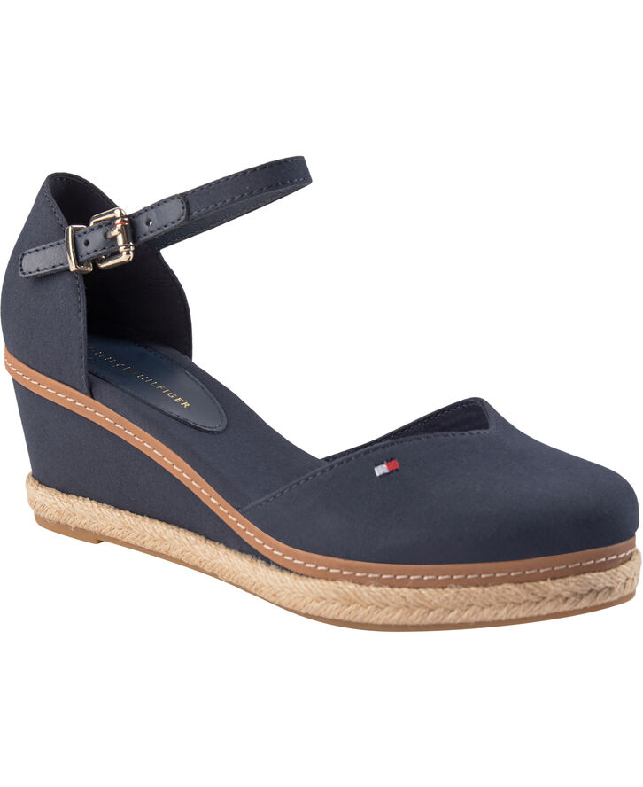 BASBASIC CLOSED TOE MID WEDGE