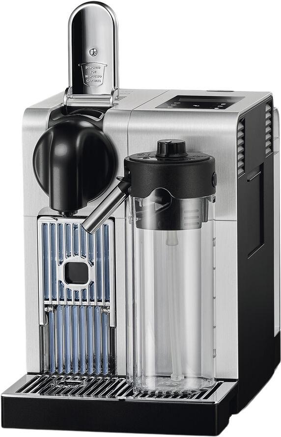 Nespresso® Lattissima Pro coffee machine by Delonghi®, Aluminium