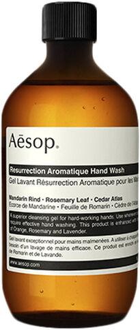 Resurrection Aromatique Hand Wash 500mL with Screw Cap