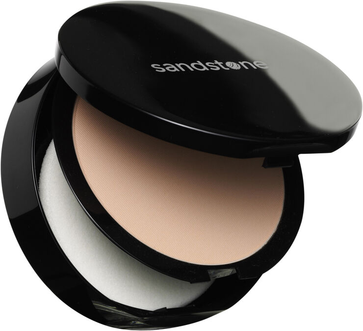 Sandstone Compact Mineral Foundation