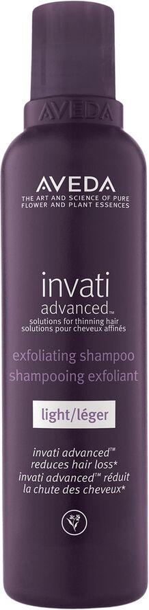 Invati Advanced Exfoliating Shampoo Light 200ml